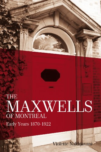 Maxwells of Montreal, The: Violette Nakhjavani