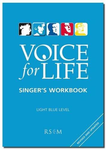9780854022120: Voice for Life Singer's Workbook 2 - Light Blue Level