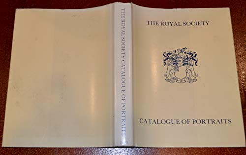 9780854031368: Royal Society Catalogue of Portraits