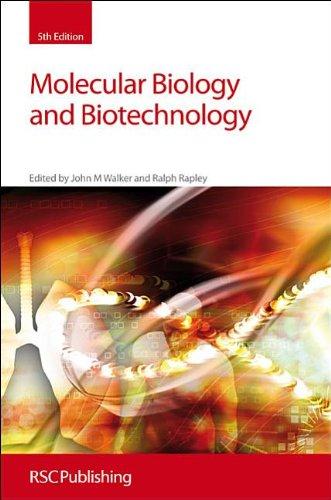9780854041251: Molecular Biology and Biotechnology: RSC