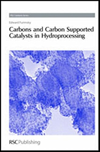 9780854041435: Carbons and Carbon Supported Catalysts in Hydroprocessing: RSC (Catalysis Series)