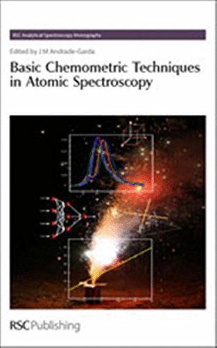 BASIC CHEMOMETRIC TECHNIQUES IN ATOMIC SPECTROSCOPY (RSC ANALYTICAL SPECTROSCOPY MONOGRAPHS): ...