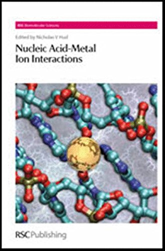 9780854041954: Nucleic Acid-Metal Ion Interactions: RSC (RSC Biomolecular Sciences)