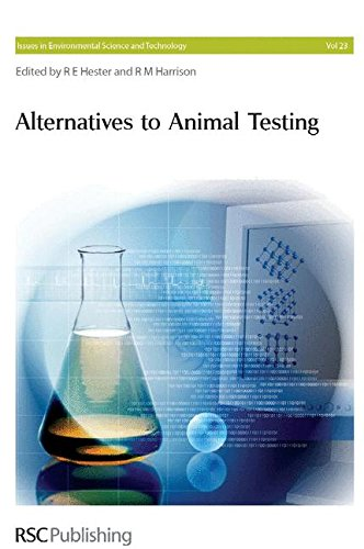 9780854042111: Alternatives To Animal Testing: RSC (Issues in Environmental Science and Technology)