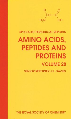 AMINO ACIDS, PEPTIDES PROTEINS, (Specialist Periodical Reports): DAVIES
