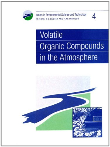 9780854042159: Volatile Organic Compounds in the Atmosphere: RSC (Issues in Environmental Science and Technology)