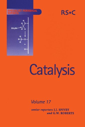 Catalysis: Volume 17 (Specialist Periodical Reports): Spivey, James J