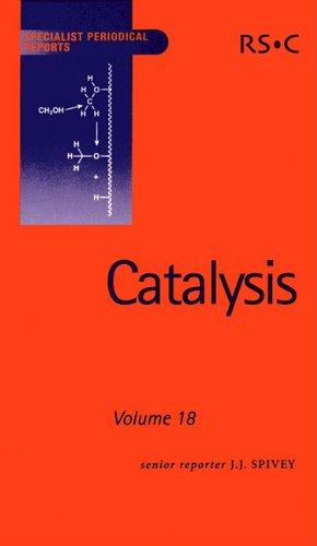 Catalysis Vol. 18