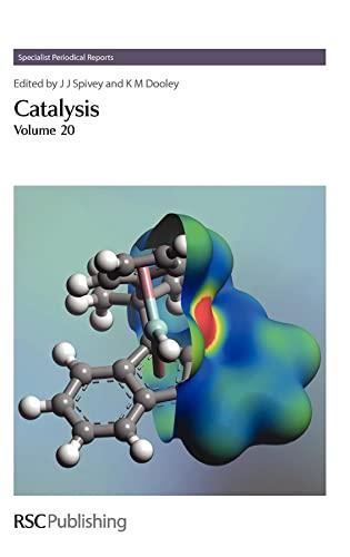 9780854042449: Catalysis: Volume 20 (Specialist Periodical Reports)