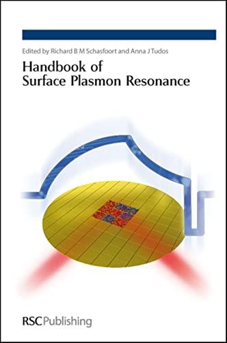 9780854042678: Handbook of Surface Plasmon Resonance: RSC