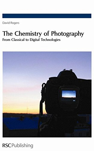 9780854042739: The Chemistry of Photography: From Classical to Digital Technologies