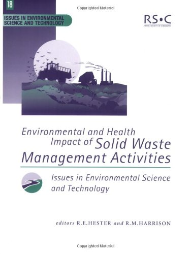 Environmental and Health Impact of Solid Waste: Harrison, R M
