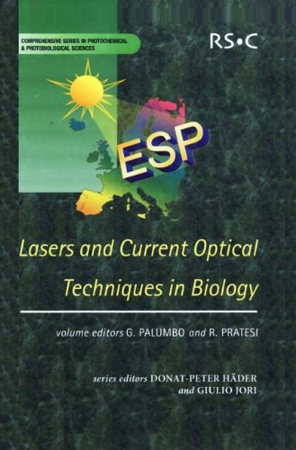 9780854043217: Lasers and Current Optical Techniques in Biology: RSC (Comprehensive Series in Photochemical & Photobiological Sciences)