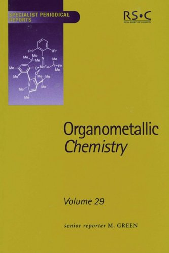 Organometallic Chemistry: A Review of Chemical Literature (Hardback)