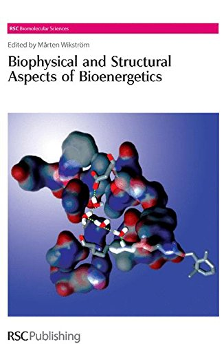 9780854043460: Biophysical and Structural Aspects of Bioenergetics: RSC (RSC Biomolecular Sciences)