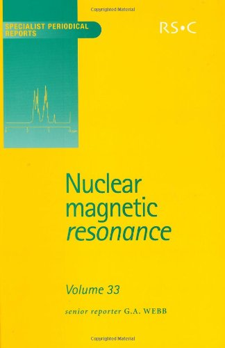 Nuclear Magnetic Resonance Volume 33