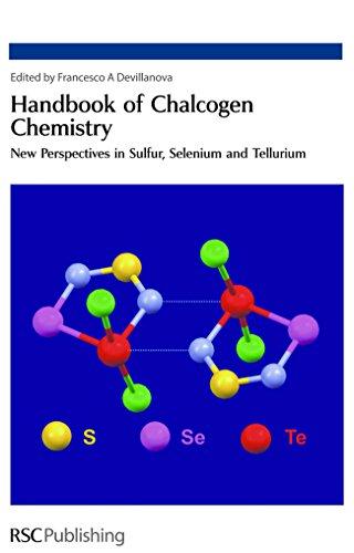 9780854043668: Handbook Of Chalcogen Chemistry: New Perspectives in Sulfur, Selenium and Tellurium