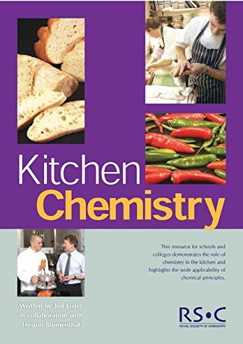 Kitchen Chemistry: Ted Lister, Heston Blumenthal