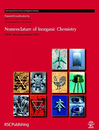 9780854044382: Nomenclature of Inorganic Chemistry: IUPAC Recommendations 2005