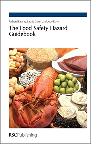 9780854044603: Food Safety Hazard Guidebook