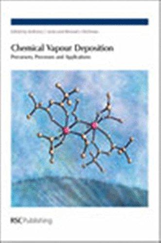 9780854044658: Chemical Vapour Deposition: Precursors, Processes and Applications