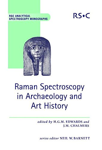 Raman Spectroscopy in Archaeology and Art History: Edwards, Howell [Editor];