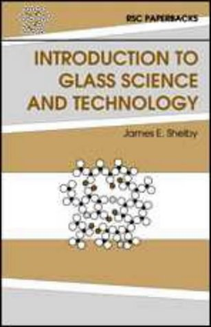 9780854045334: Introduction to Glass Science and Technology