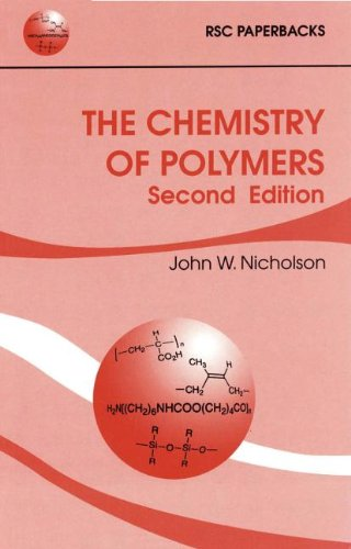9780854045587: The Chemistry of Polymers