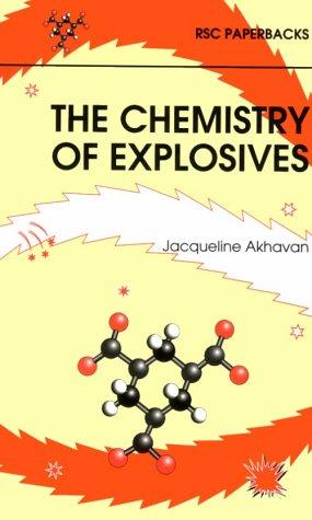 9780854045631: The Chemistry of Explosives (RSC Paperbacks)