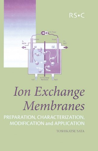 Ion Exchange Membranes: Preparation, Characterization, Modification And
