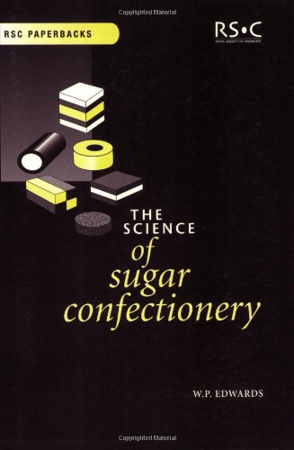 9780854045938: The Science of Sugar Confectionery: RSC (RSC Paperbacks)