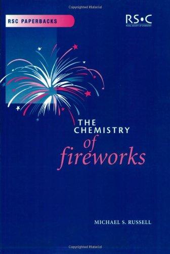 9780854045983: The Chemistry of Fireworks (RSC Paperbacks)