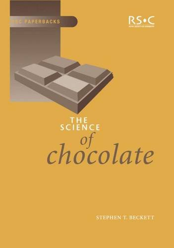 9780854046003: The Science of Chocolate (RSC Paperbacks)