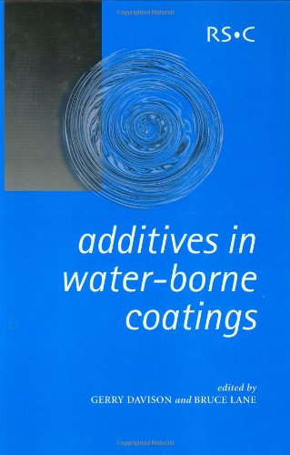 9780854046133: Additives in Water-Borne Coatings: RSC (Special Publications)