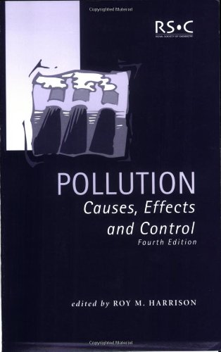 9780854046218: Pollution: Causes, Effects and Control