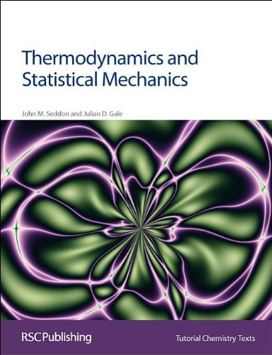 9780854046324: Thermodynamics and Statistical Mechanics (Basic Concepts In Chemistry)