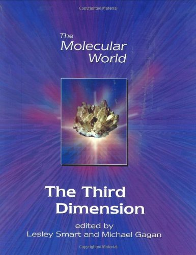 The Third Dimension (The Molecular World) [Paperback]