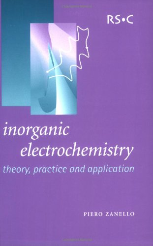 9780854046614: Inorganic Electrochemistry: Theory, Practice, and Application