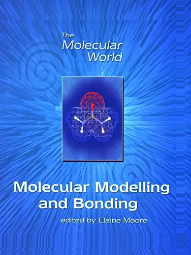 9780854046751: Molecular Modelling and Bonding