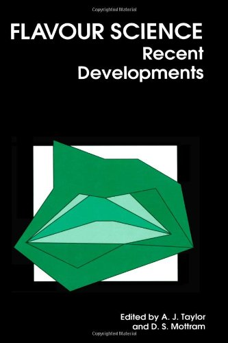 9780854047024: FLAVOUR SCIENCE: RECENT DEVELO (Special Publications)
