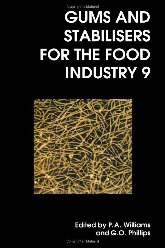 9780854047086: Gums Stabilizers Food Industry 9 (Special Publications)