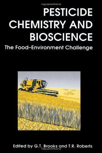 9780854047093: Pesticide Chemistry and Biosciences: The Food-Environment Challenge