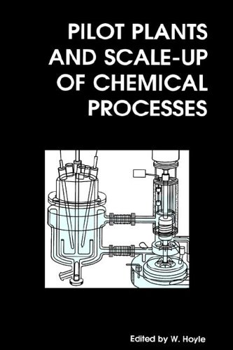 9780854047963: Pilot Plants And Scale-Up Of Chemical Processes (Special Publications)
