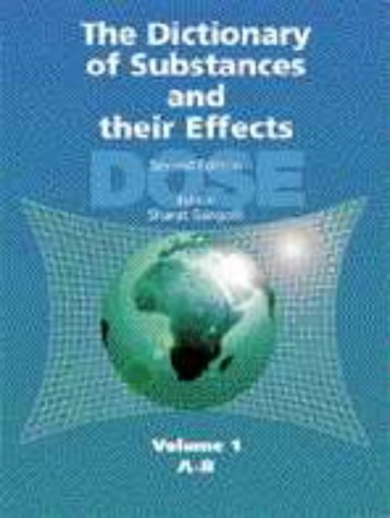 The Dictionary Of Substances And Their Effects Second Edition 7 Volume Set