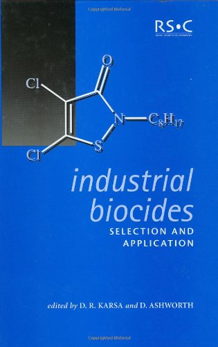 Industrial Biocides: Selection and Application (Special Publication)