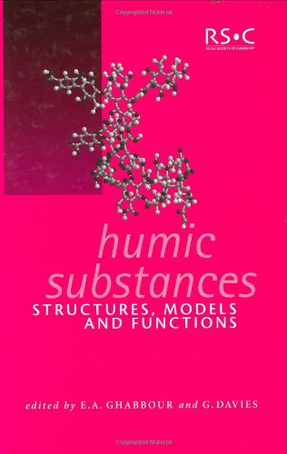 9780854048113: Humic Substances: Structures, Models and Functions (Special Publication)