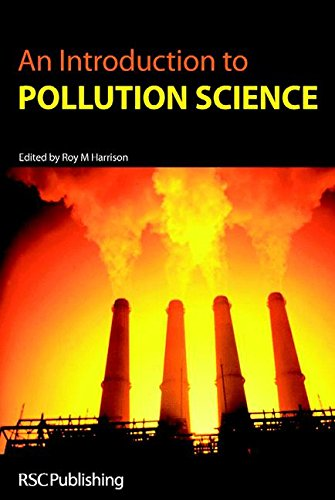 An Introduction to Pollution Science: R M Harrison