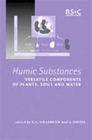 9780854048557: Humic Substances: Versatile Components of Plants, Soil and Water (Special Publications)