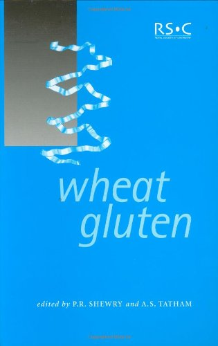 Wheat Gluten: RSC (Special Publications): Royal Society of