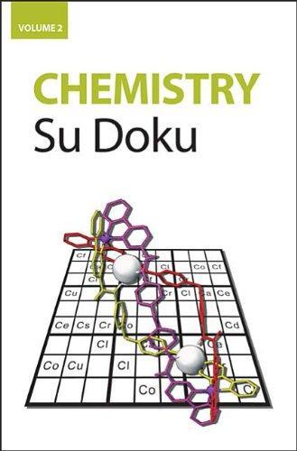 9780854048724: Chemistry Su Doku: Volume 2: v. 2